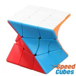 Cubo 3x3 Twist Fanxing Colored
